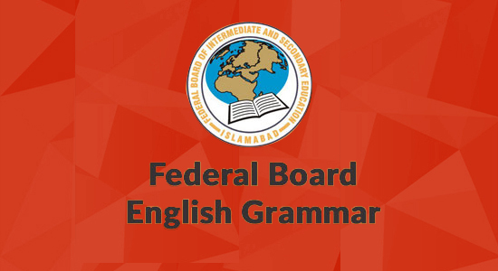 2nd year, FSc Part 2, 12th Class English Book Two Video