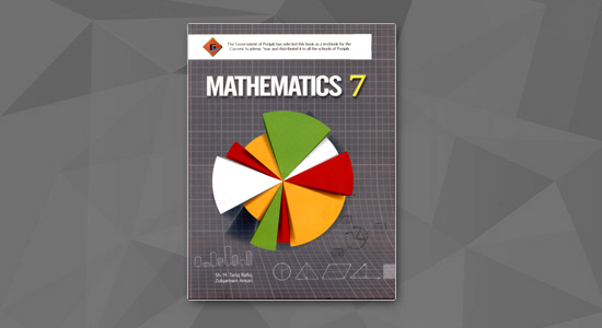 7th Class Maths Online Videos Lectures Punjab Text Book Board